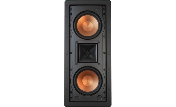 Klipsch R-5502-W II Front (Grille included, not shown)