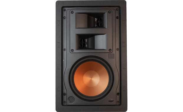 Klipsch R-5650-S II Front (Grille included, not shown)