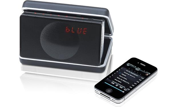 Geneva Sound System Model XS Black (iPhone not included)