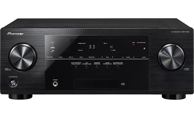 pioneer vsx 1022 k home theater receiver with 3d ready hdmi rh crutchfield com Pioneer VSX 1022 Review Pioneer VSX 1022 Review