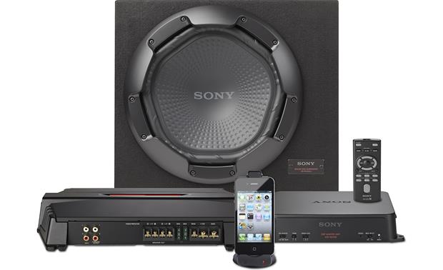 Sony XDP-PK1000 Digital Link Sound System Front
