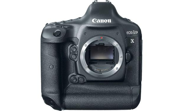 Canon EOS 1D X (no lens included) Front