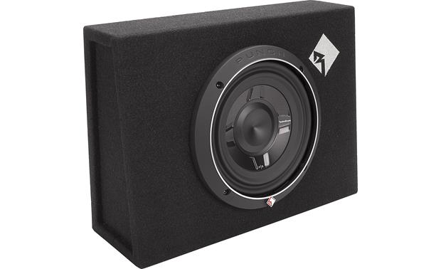 Rockford Fosgate Punch P3S-1X8 Other