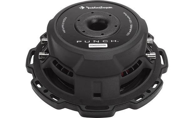Rockford Fosgate P3SD4-8 Back