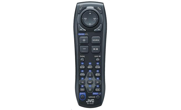 JVC RM-RK252P Wireless Remote Control Front