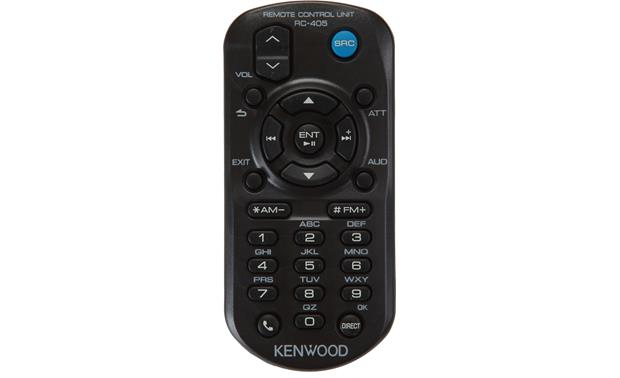 Kenwood Excelon KDC-X496 Remote