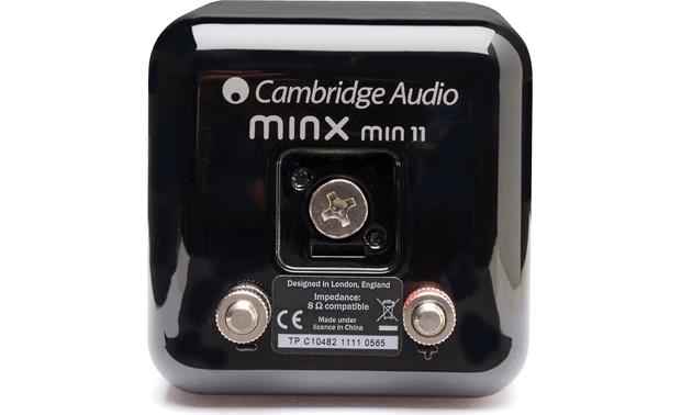Cambridge Audio Minx Min 11 Back (black)