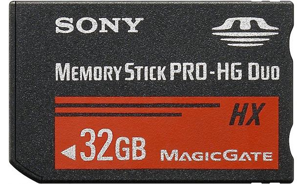 Sony Memory Stick® PRO-HG Duo™