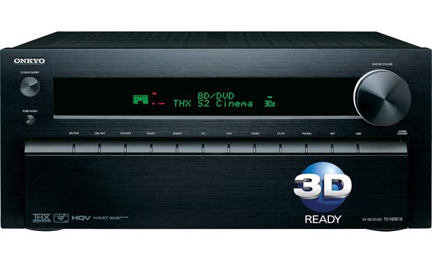 Onkyo TX-NR818 Front