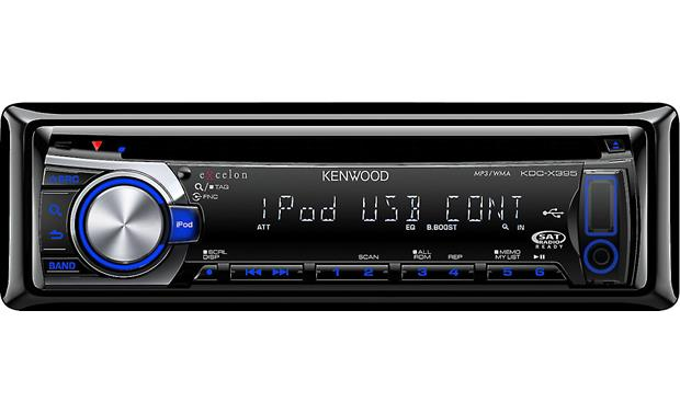 Kenwood Car Stereo Package Other