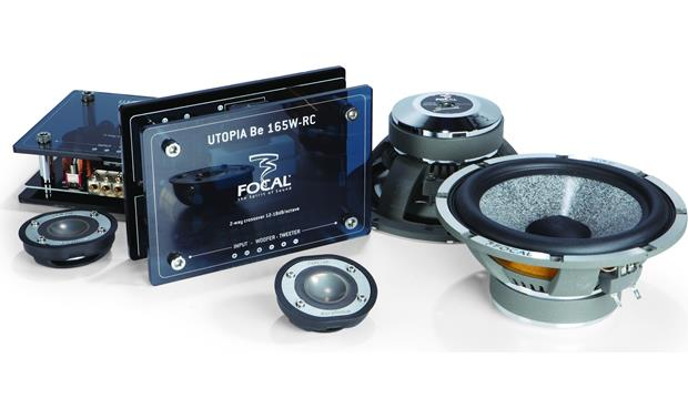 Focal Utopia Be 165W-RC Front
