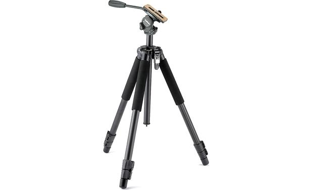 Velbon Sherpa+ 530 Tripod and FHD51QN Video Head Front