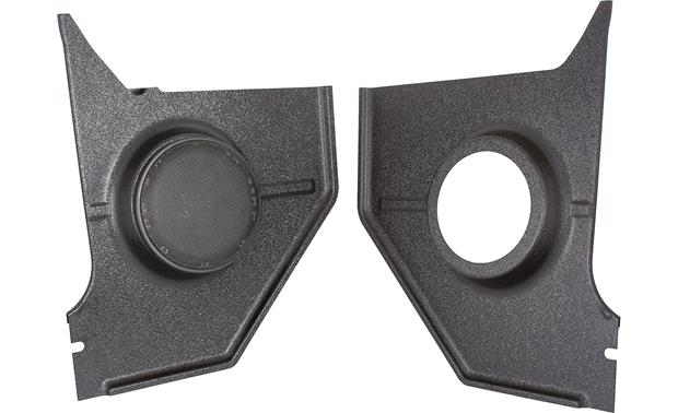 RetroSound MKP646-S Kick Panel Enclosures Front