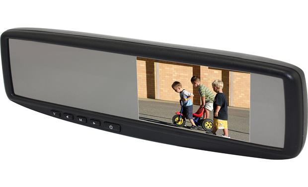 How To Fix Rear View Mirror >> Accele Rvm430nbtg