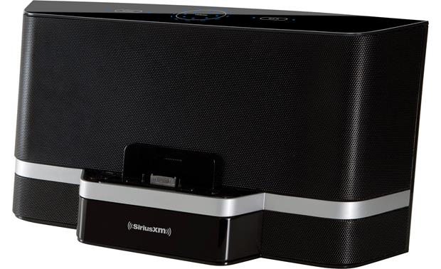 SiriusXM Portable Speaker Dock Front view