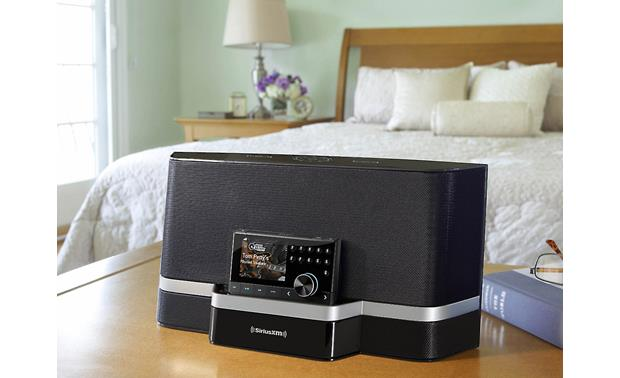 SiriusXM Portable Speaker Dock Enjoy satellite radio anywhere in your home.