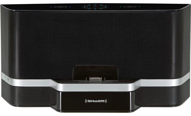 SiriusXM Portable Speaker Dock Front