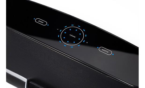 SiriusXM Portable Speaker Dock Controls
