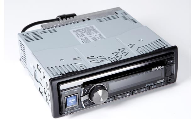 Alpine Cde hd137bt Cd Receiver Manual
