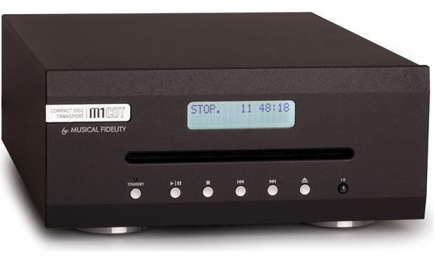 Musical Fidelity M1CDT Front