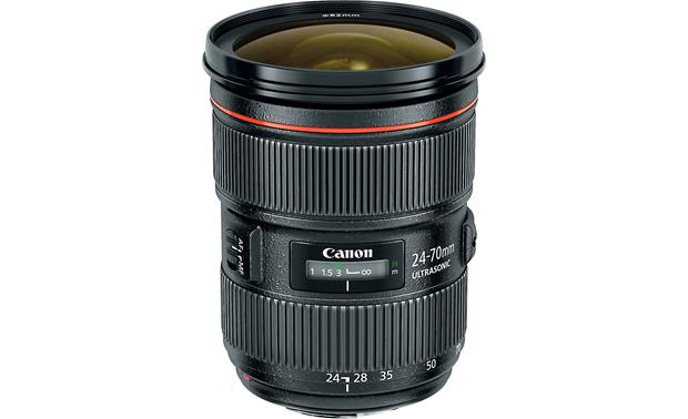 Canon EF 24-70mm f/2.8L II USM Front