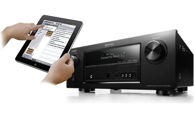 Denon AVR-2113CI Denon Remote App (iPad not included)