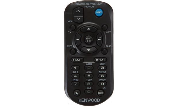 Kenwood Excelon KDC-X896 Remote