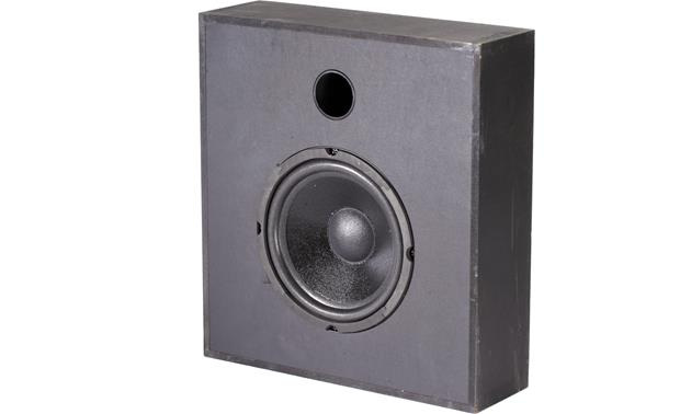 g804SWBOX4 o_Front concertone sw box4 ported subwoofer enclosure with 8\