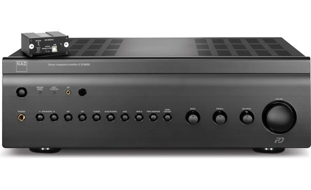 NAD C 375DAC Front