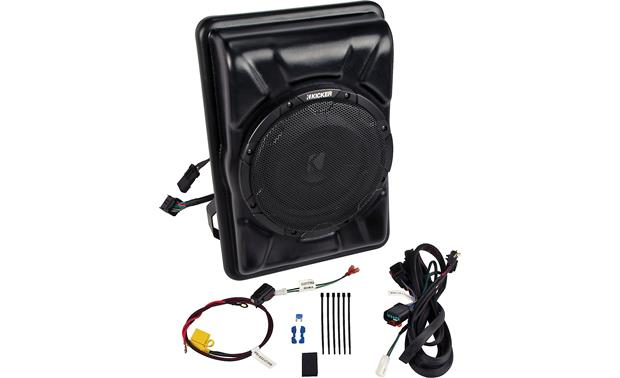 Kicker VSS™ SubStage™ SSON12 Front