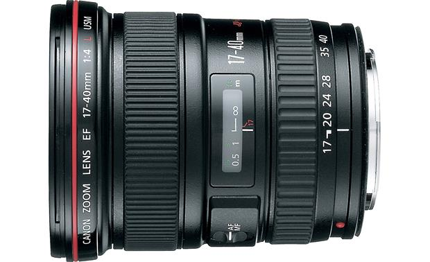 Canon EF 17-40mm f/4L USM Front
