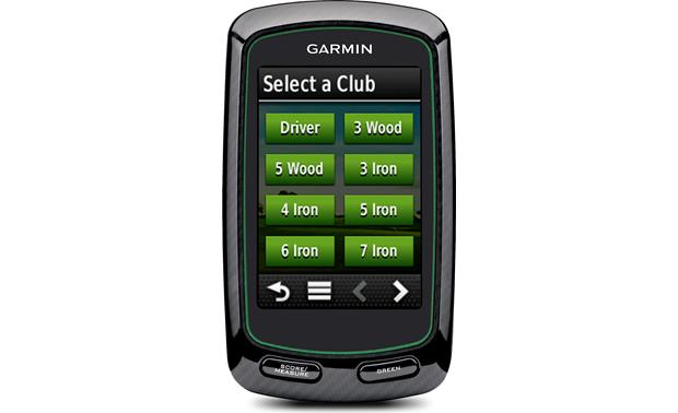 Garmin Approach® G6 Other