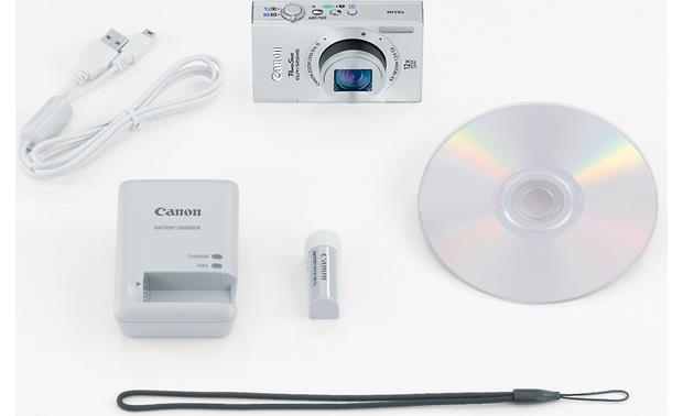 Canon PowerShot Elph 520 HS Other