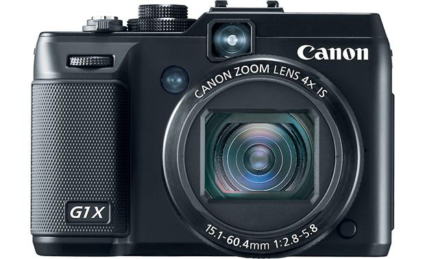 Canon PowerShot G1 X Front
