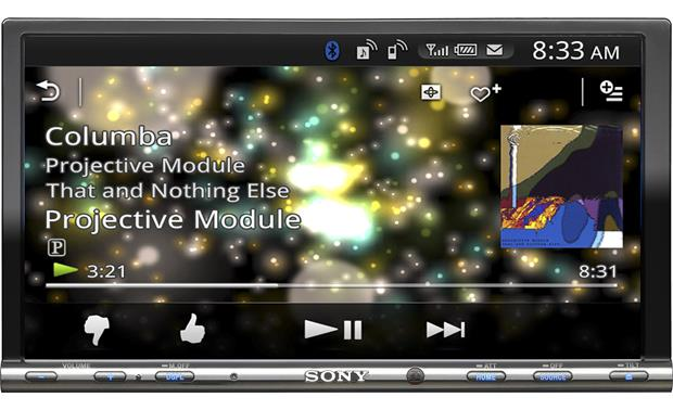 Sony XAV-701HD Other