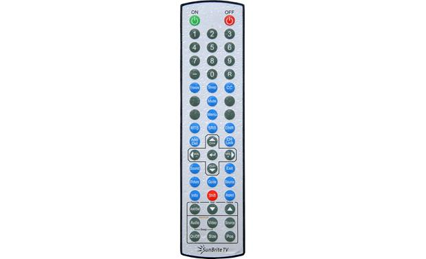 SunBriteTV® 4660HD Remote