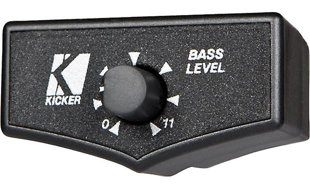 Kicker ZXRC Remote Bass Control Front