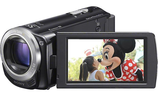 Sony Handycam® HDR-CX260V Front