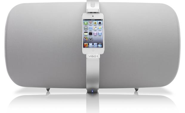 NAD VISO 1 Wireless Digital Music System White (iPhone not included)