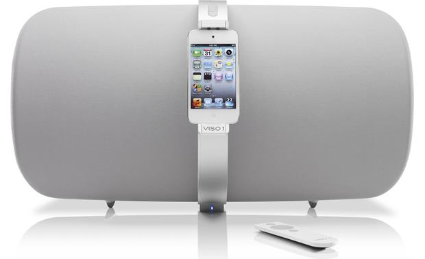 NAD VISO 1 Wireless Digital Music System White with remote (iPod touch not included)