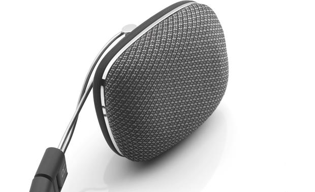 Bowers & Wilkins P3 Closeup detail of earpad