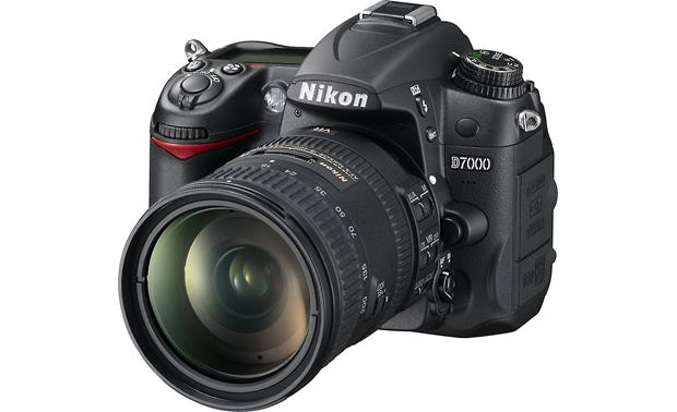 Nikon D7000 Long Zoom Kit Front
