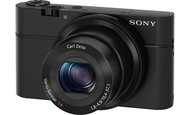 sony cyber shot dsc rx100 large sensor compact digital camera with rh crutchfield com Sony Cyber-shot Handbook Jawbone Bluetooth Headset User Guide