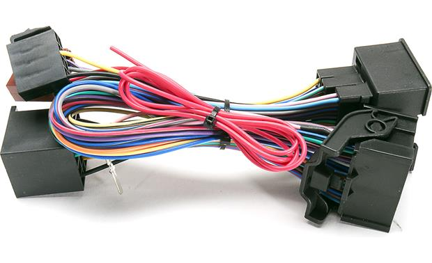 HELIX PP-AC52 Plug and Play Harness Front