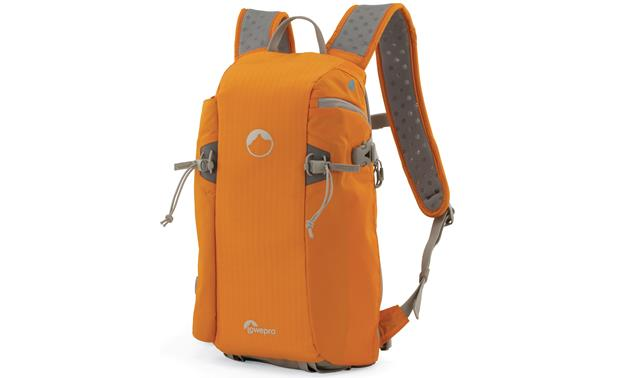 Lowepro Flipside Sport 10L AW Front (Orange/Grey)