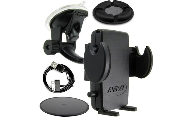 Escort Live!™ Convenience Kit for iPhone® Front