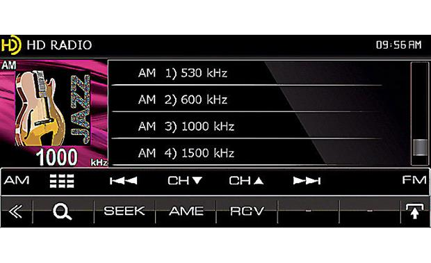 Kenwood Excelon DNX9990HD