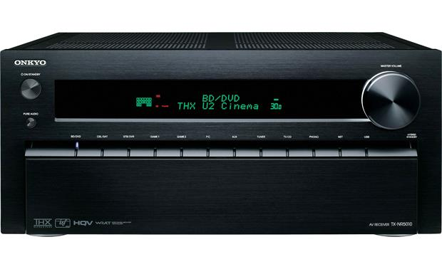 Onkyo TX-NR5010 Front