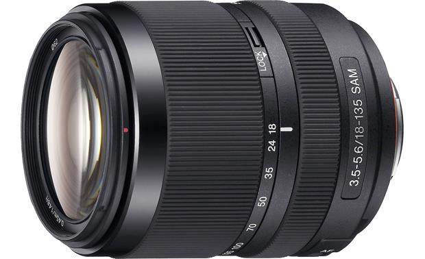 Sony SAL18135 DT 18-135mm f/3.5-5.6 Front
