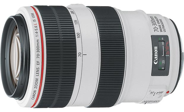 Canon EF 70-300mm f/4-5.6L IS USM Front